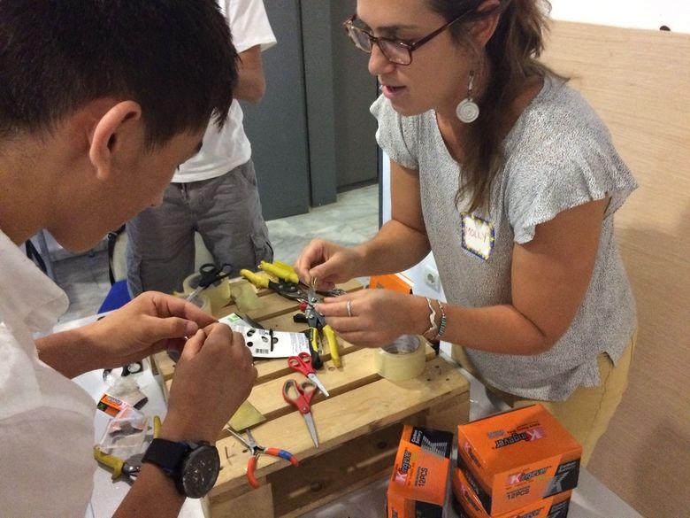 MakersWorkshop August9 Faros MIT4