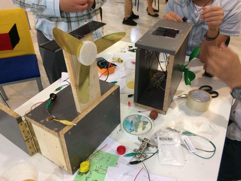 Makers Workshop August9 Faros MIT3