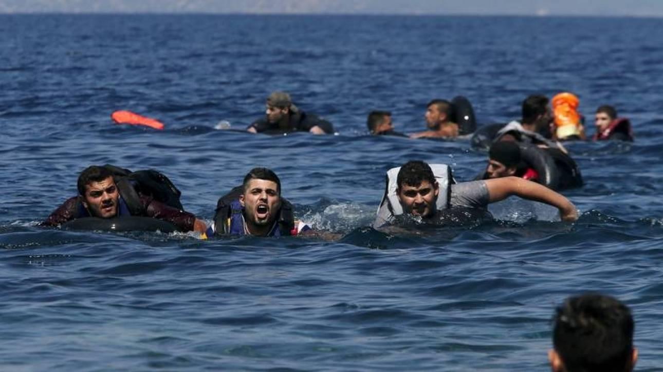 Δίχως έλεος πετούν τους μετανάστες στη φουρτουνιασμένη θάλασσα - Νέο περιστατικό στην Υεμένη