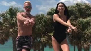 Gianluca Vacchi: Περίγελος ο έκπτωτος βασιλιάς του Instagram χορεύει Despacito (vid)
