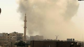 Συρία: Δύο περιοχές όπου εφαρμόζεται η εκεχειρία βομβαρδίστηκαν από δυνάμεις του καθεστώτος