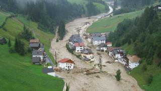 Αλλάζει η εποχή των πλημμυρών στην Ευρώπη λόγω της κλιματικής αλλαγής
