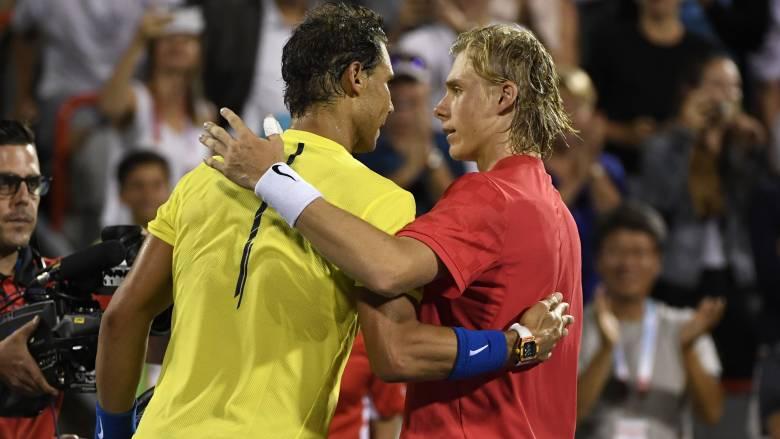 Τένις: Ήττα-σοκ για τον Ναδάλ από τον 18χρονο Σαποβάλοφ