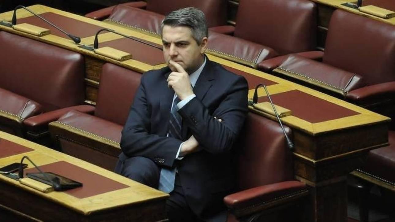 Κωνσταντινόπουλος: «Δούρειος ίππος» του ΣΥΡΙΖΑ στο ΠΑΣΟΚ ο Κουρουμπλής