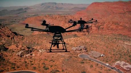 TIKAD: Το Drone-στρατιώτης που θα δίνει τις μάχες των ανθρώπων