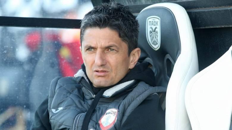 ΠΑΟΚ: Τέλος ο Στανόγιεβιτς, νέος προπονητής ο Λουτσέσκου
