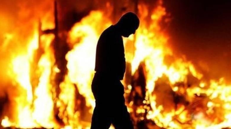 20χρονος έβαζε φωτιές για να μπορεί να παριστάνει τον πυροσβέστη