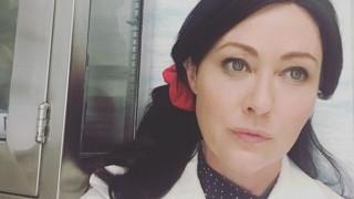 Σάνεν Ντόχερτι: Nίκησε τον καρκίνο & επιστρέφει στην TV