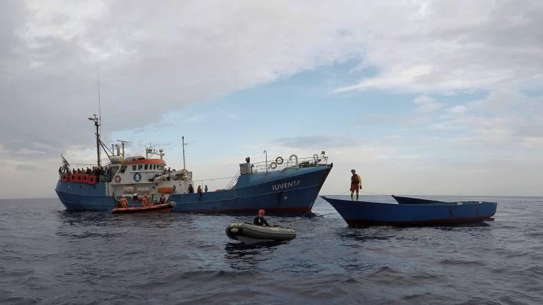 Ακροδεξιοί του πλοίου C-Star αρνήθηκαν τη βοήθεια γερμανικής ΜΚΟ
