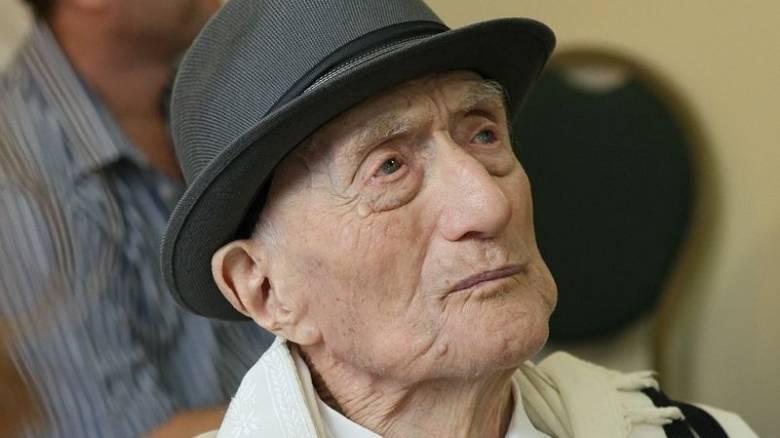 Πέθανε ο γηραιότερος άνθρωπος του κόσμου σε ηλικία 113 ετών
