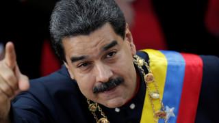 Η Βενεζουέλα απαντά στον Τραμπ: «Πράξη τρέλας» η απειλή περί στρατιωτικής επέμβασης