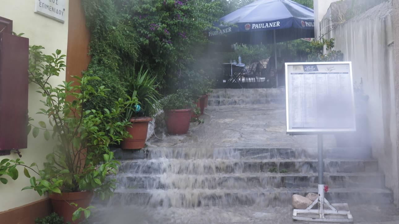 Καιρός: Ραγδαία αλλαγή του καιρού - Που θα σημειωθούν καταιγίδες
