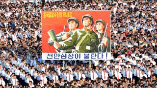 Β.Κορέα: Εκατομμύρια πολίτες «τρέχουν» να καταταγούν για να πολεμήσουν τις ΗΠΑ