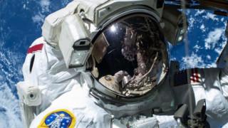 NASA: Εξάωρος διαστημικός περίπατος με... ποντιακή καταγωγή