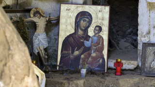 Δεκαπενταύγουστος στα μοναστήρια και τις εκκλησίες της Μεγαλόχαρης