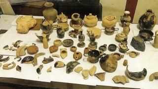 Αρχαιοκάπηλος αναζητούσε αγοραστές στην Ελλάδα για να πουλήσει αρχαία της Λιβύης