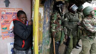 Εκλογές Κένυας: Εννέα νεκροί από σφαίρες αστυνομικών (pics)
