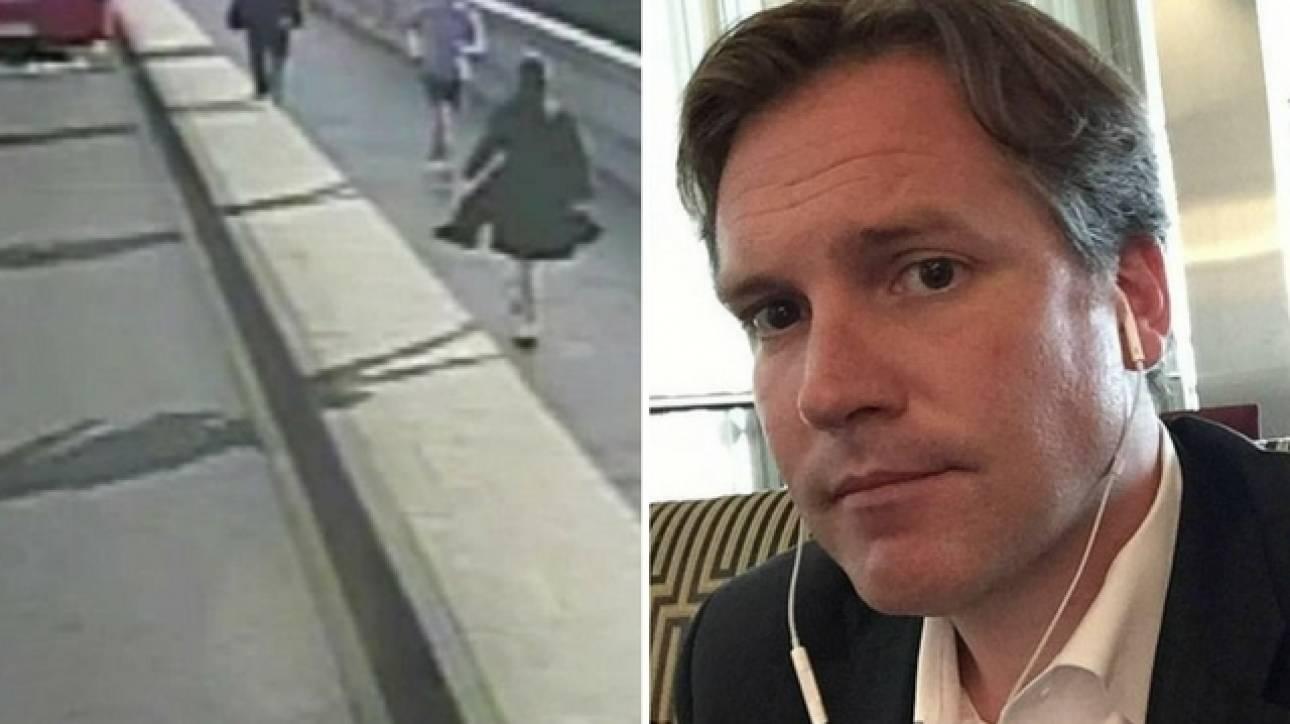 Διασύρθηκε εκατομμυριούχος τραπεζίτης - Δεν είναι ο jogger που έσπρωξε τη γυναίκα σε λεωφορείο