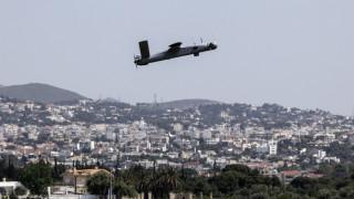Στη Ζάκυνθο το drone της Πυροσβεστικής λόγω των συνεχών πυρκαγιών