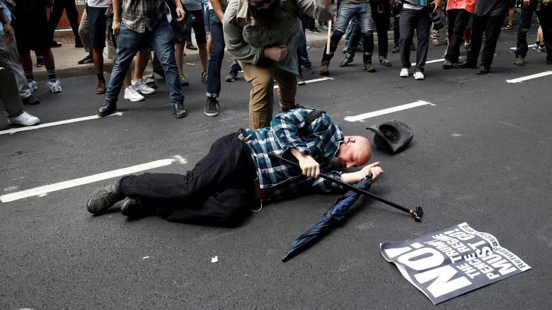 Βιρτζίνια: Ο Τζεφ Σέσιονς καταδικάζει «τη φυλετική μισαλλοδοξία και το μίσος»