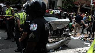 Βιρτζίνια: Έρευνα του FBI σε βάρος του οδηγού του «μοιραίου» οχήματος