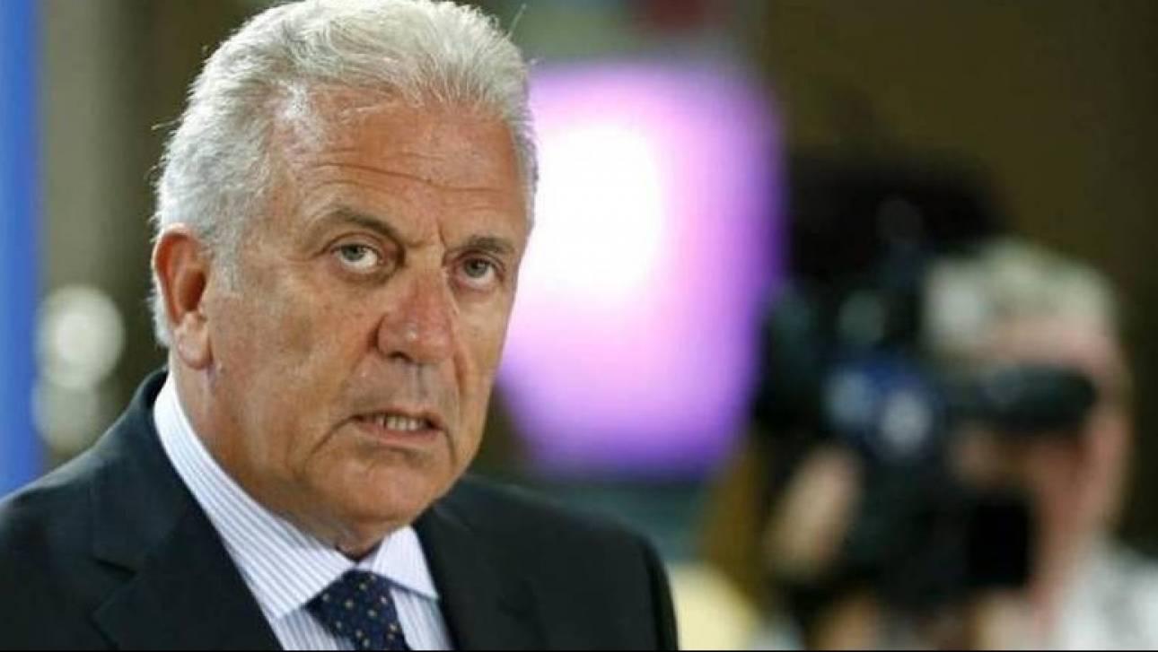 «Είμαστε στην αρχή του τέλους της κρίσης», δηλώνει ο Δημήτρης Αβραμόπουλος