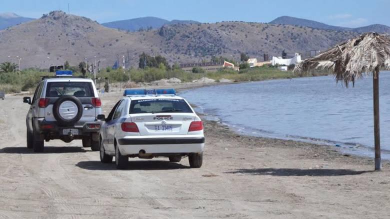 Νεκρός 65χρονος άντρας σε παραλία της Κυνουρίας