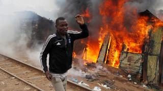 Κένυα: Η αντιπολίτευση οξύνει τους τόνους – Λονδίνο & Βρυξέλλες συγχαίρουν τον πρόεδρο Κενυάτα