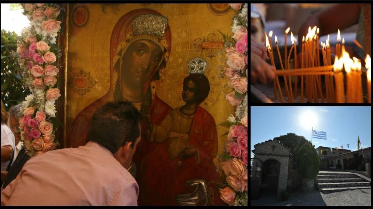 Η γιορτή της Παναγίας στη Μακεδονία