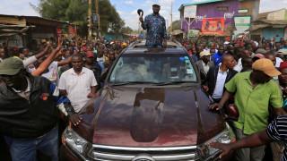 Η αντιπολίτευση δεν υποχωρεί στην Κένυα: Οι οπαδοί να μην πάνε στις δουλειές τους