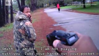 Γυαλιά-κάμερα καταγράφουν τον πυροβολισμό αστυνομικού