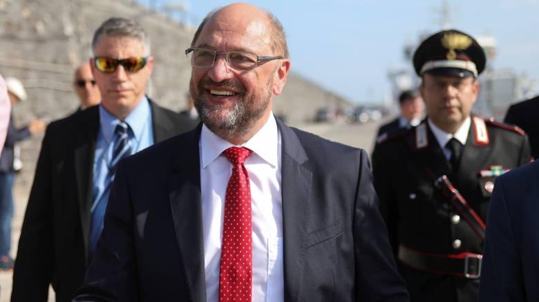 Σουλτς: Μπορώ να κερδίσω την Μέρκελ στις εκλογές