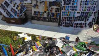 Έλεγχοι της αστυνομίας στην Πιερία για την καταπολέμηση του παρεμπορίου