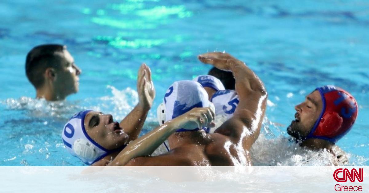 3a3fa52b3dac Παγκόσμια πρωταθλήτρια η Ελλάδα στο πόλο Νέων Ανδρών (vid) - CNN.gr