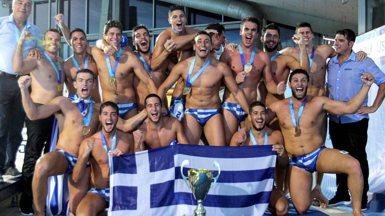 Παγκόσμια πρωταθλήτρια η Ελλάδα στο πόλο Νέων Ανδρών (vid) - CNN.gr fdf1e934a52