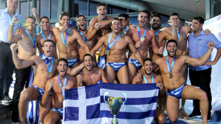 Παγκόσμια πρωταθλήτρια η Ελλάδα στο πόλο Νέων Ανδρών (vid)