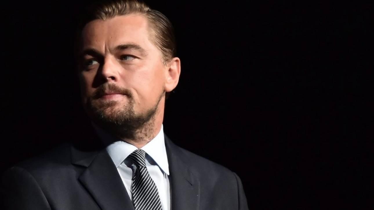 Ο Λεονάρντο Ντι Κάπριο θα ενσαρκώσει τον Λεονάρντο Ντα Βίντσι στη μεγάλη οθόνη