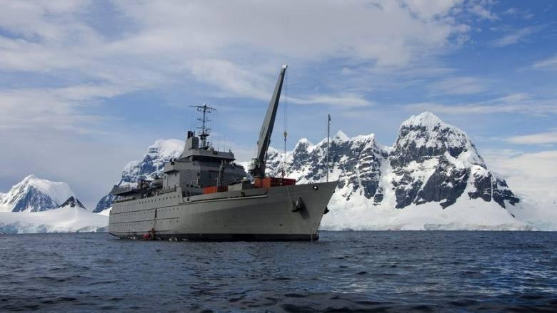Ανησυχία στους επιστήμονες από την ανακάλυψη 91 ηφαιστείων στην Ανταρκτική