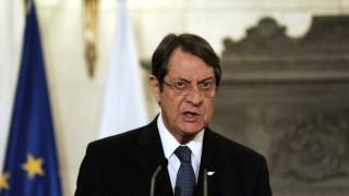 Κάλεσμα Αναστασιάδη σε Τουρκία να εφαρμόσει τα ψηφίσματα του ΟΗΕ και το διεθνές δίκαιο