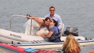 Όταν ο Τριντό «κατέστρεψε» γαμήλια φωτογραφία και φίλησε τη νύφη (pics)
