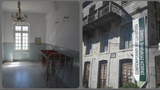Ζάννα Αρτέμη: Έκθεση σύγχρονης τέχνης σε ένα εγκαταλειμμένο κτήριο του 1860 στα Λαγκάδια (Pics+Vid)
