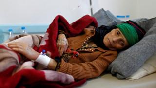 Υεμένη: Πάνω από μισό εκατομμύριο τα κρούσματα χολέρας, σχεδόν 2.000 οι νεκροί