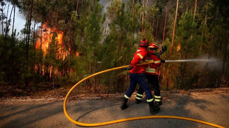 Πορτογαλία:Μαίνονται οι δασικές πυρκαγιές-Βοήθεια και από την Ισπανία στις προσπάθειες κατάσβεσης