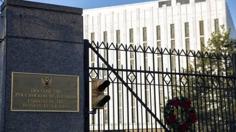 Περιορισμούς στις μετακινήσεις Ρώσων διπλωματών εξετάζουν οι ΗΠΑ