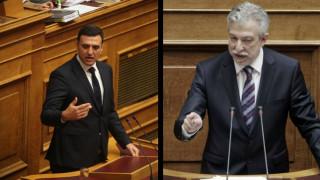 Κόντρα κυβέρνησης - αντιπολίτευσης με φόντο τα καμένα