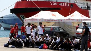 Frontex: Μειώθηκαν οι αφίξεις μεταναστών στην Ιταλία, αυξήθηκαν στην Ισπανία