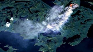 Γροιλανδία: Απαγόρευση κυκλοφορίας και... καπνίσματος εξαιτίας πυρκαγιών