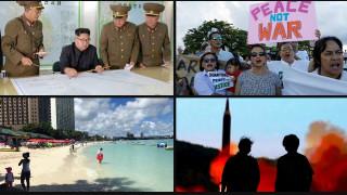 Ο Κιμ ενημερώνεται για το σχέδιο εκτόξευσης πυραύλων στη Γκουάμ (pics)