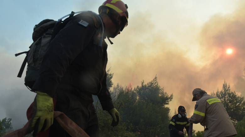 Υψηλός παραμένει ο κίνδυνος πυρκαγιάς και στις 16 Αυγούστου