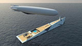"""""""Τόλμησε να ονειρευτείς"""" το νέο superyacht που θα αλλάξει τον τρόπο που ταξιδεύουμε"""